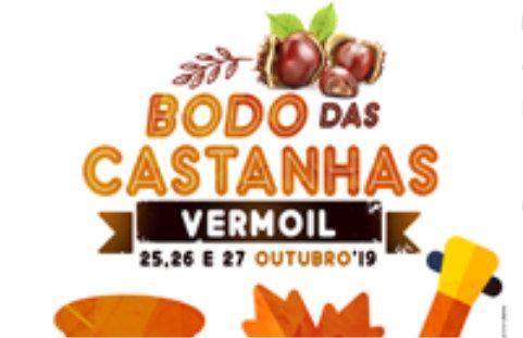 Bodo das Castanhas em Vermoil – 25, 26 e 27 de outubro!