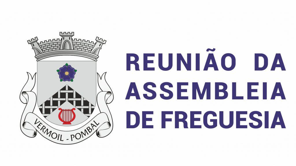 Convocatória – Reunião da Assembleia de Freguesia – 28 de junho