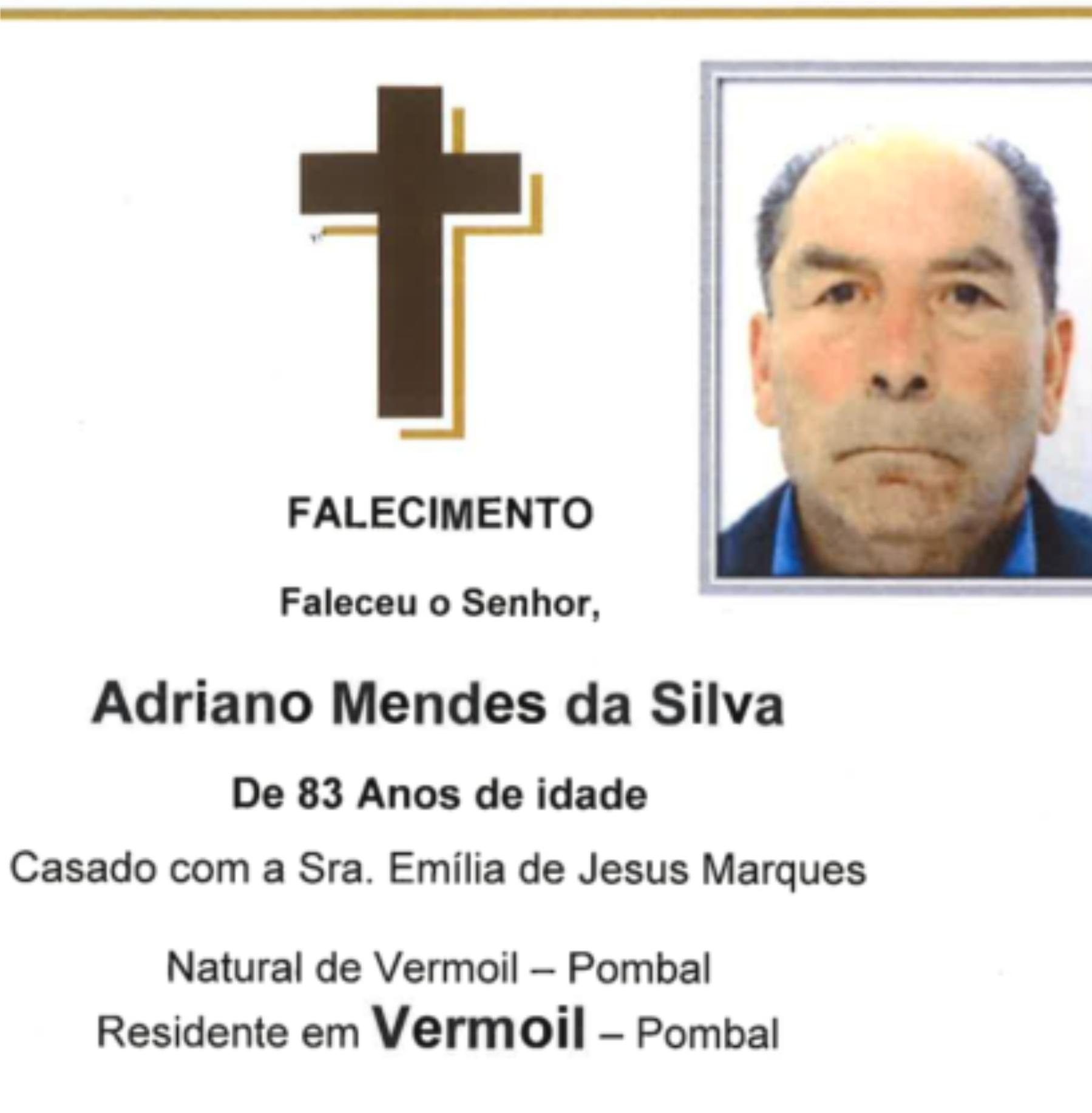 03-03-20 - Adriano Mendes da Silva - Vermoil